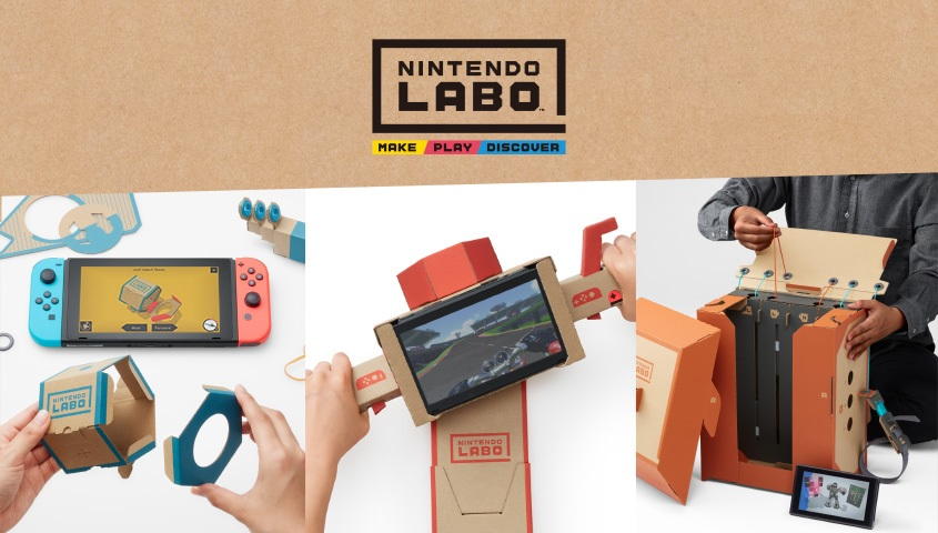 Analyzing the Nintendo Switch After One Year: Nintendo Labo