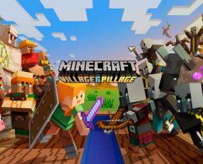 Minecraft Village and Pillage