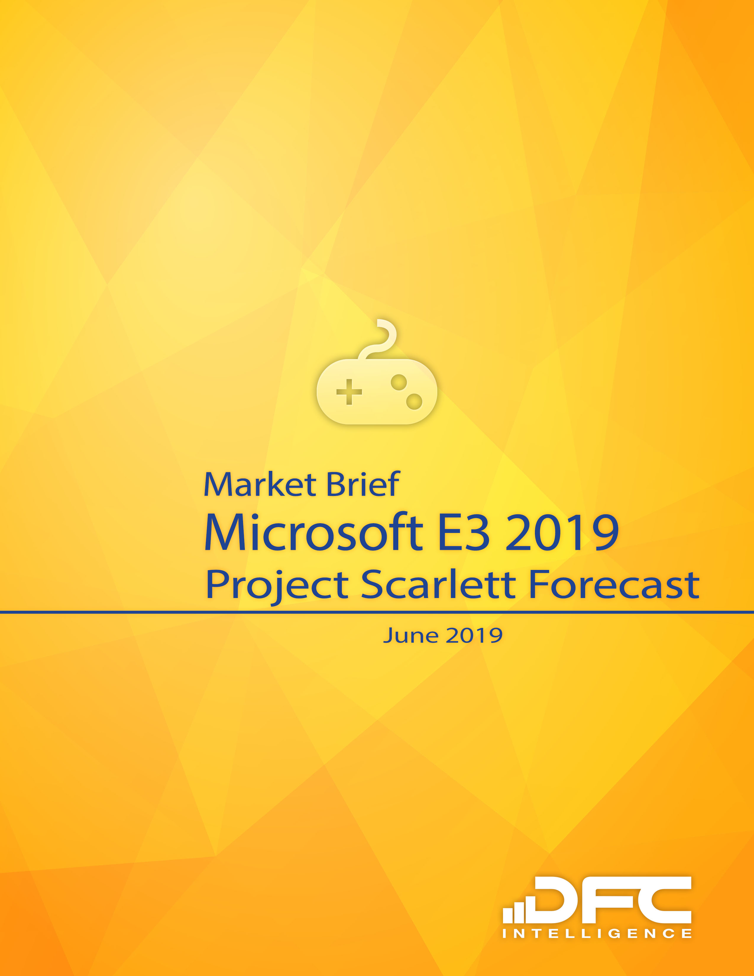 Microsoft Announces New Project Scarlett Game Console