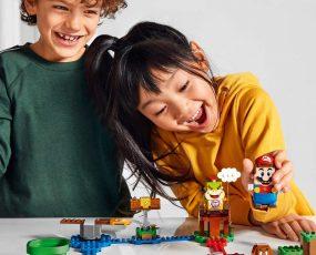 Lego Nintendo Partnership