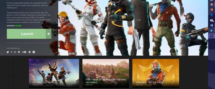 Battle Royale Genre Fortnite overtakes Player's Unknown