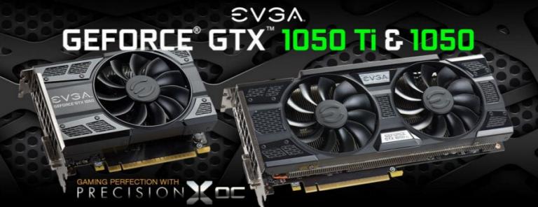 Nvidia Debuts GTX 1050 GPUs