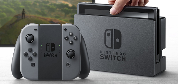 Nintendo Switch Set For March '17