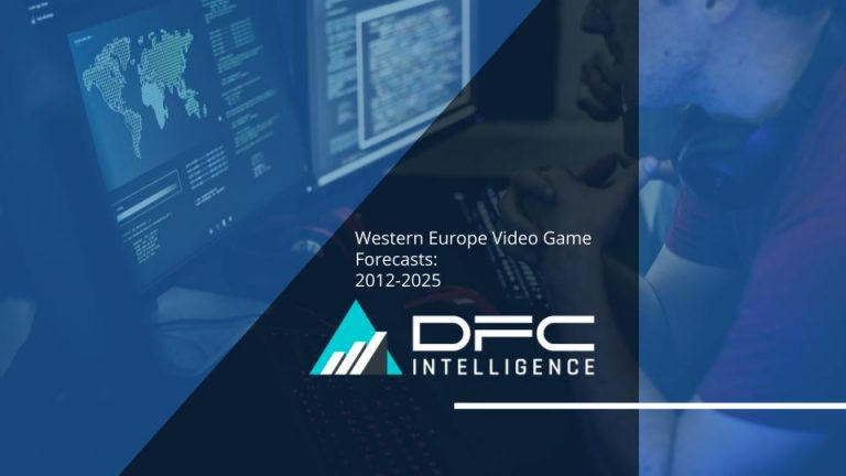 Western Europe Video Game Forecasts