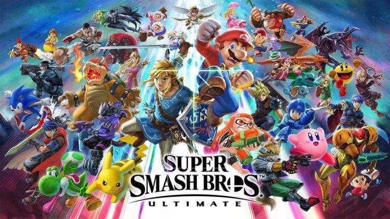 Super Smash Bros and Fortnite are Nintendo's E3 2018 Major Products