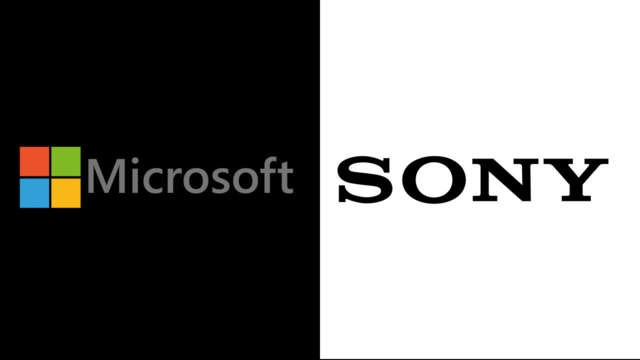 Will it be Sony and Microsoft versus Google and Amazon?