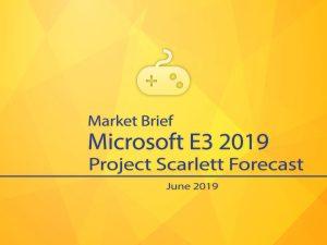 Project Scarlett Forecast