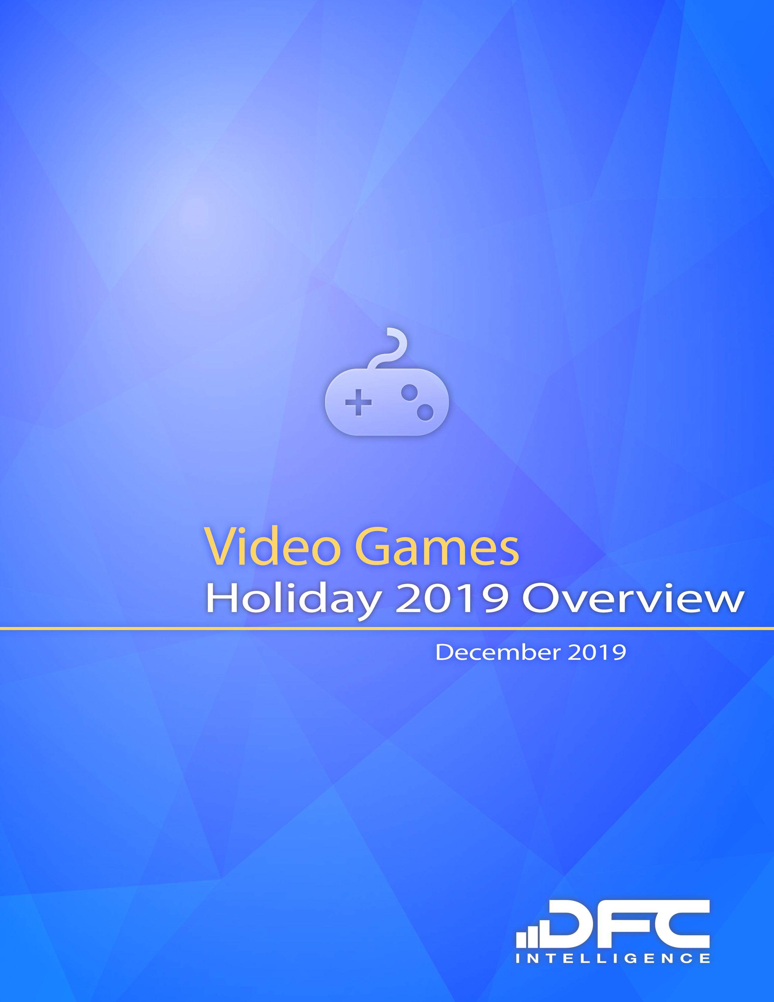 2019 video game sales
