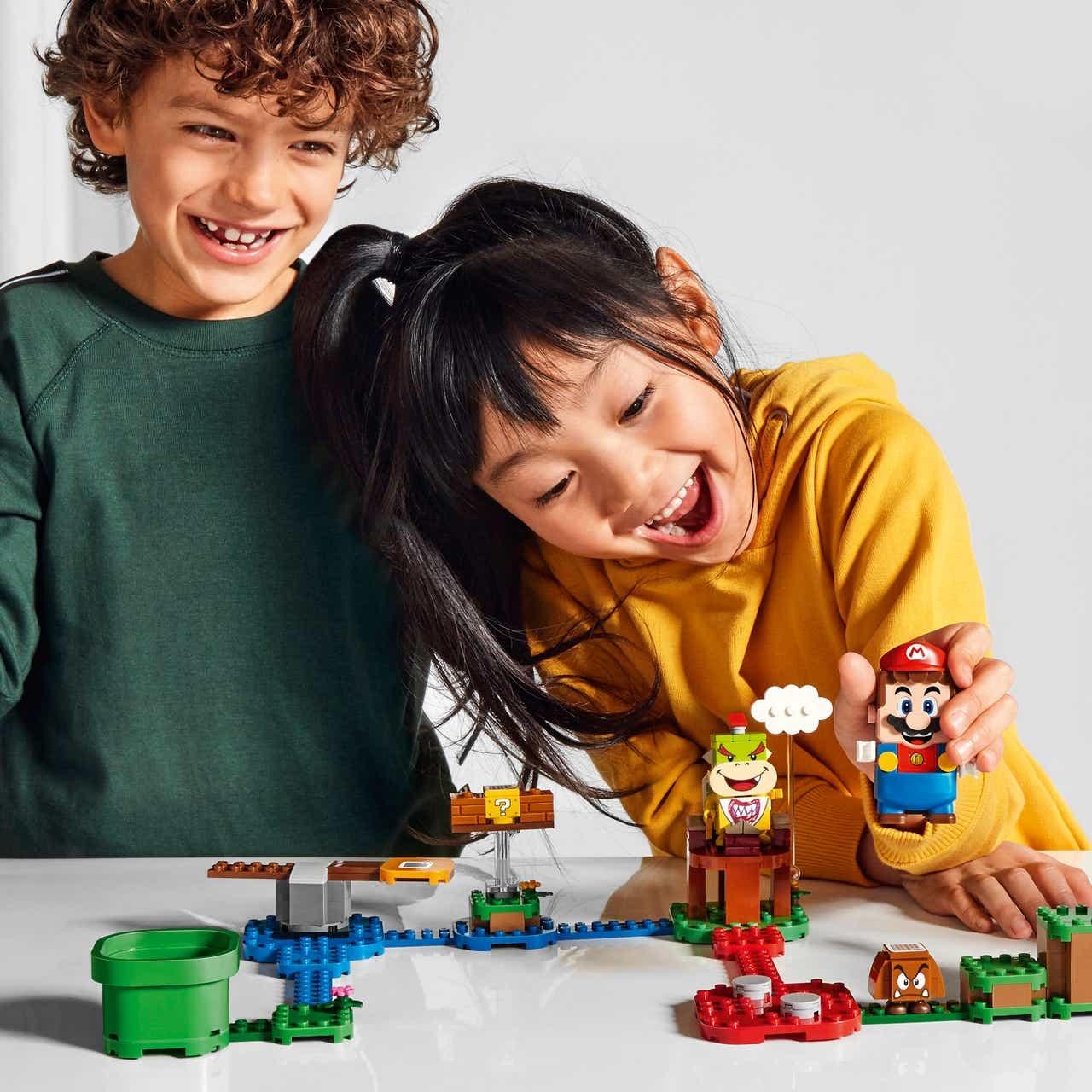 Lego Nintendo Partnership Underwhelms
