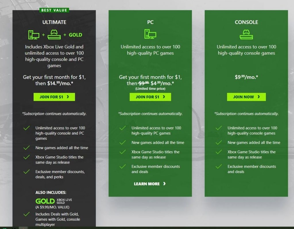 Game Pass Could Be Microsoft's Secret Weapon